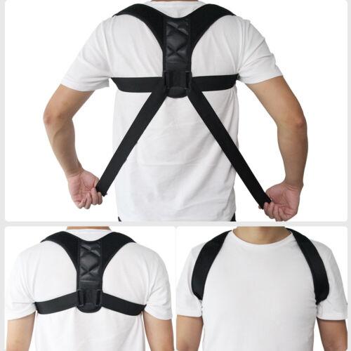 Adjustable Support Belt Posture Corrector Clavicle Spine Bac