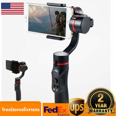 3-Axis Handheld Mobile Gimbal Stabilizer for Smartphone Action Camera GoPro SALE