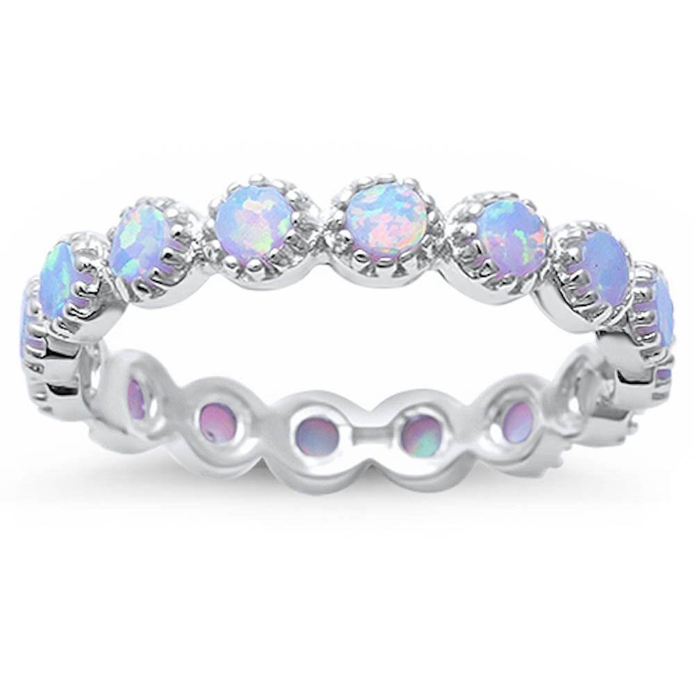 Eternity Opal Rings On Ebay
