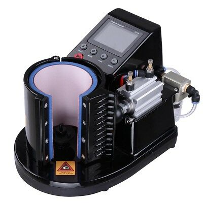 Pneumatic Mug Heat Press Machine Automatic Cup Heat Transfer Sublimation Machine