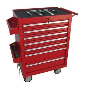 wheeled tool box ebay. Black Bedroom Furniture Sets. Home Design Ideas