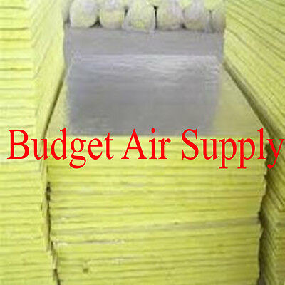 30 Sheets 1 Pallet Fiberglass Ductboard 1.5 X 48 X 120 Duct Board R6 1-12
