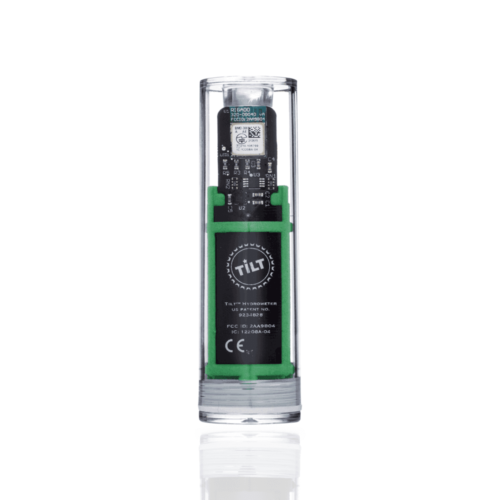 Tilt Bluetooth Hydrometer & Thermometer Home Brew Test Beer Wine Cider - GREEN