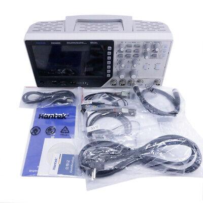 Dso4202c 2 Ch Digital Oscilloscope 1 Ch Arbitraryfunction Waveform Generator