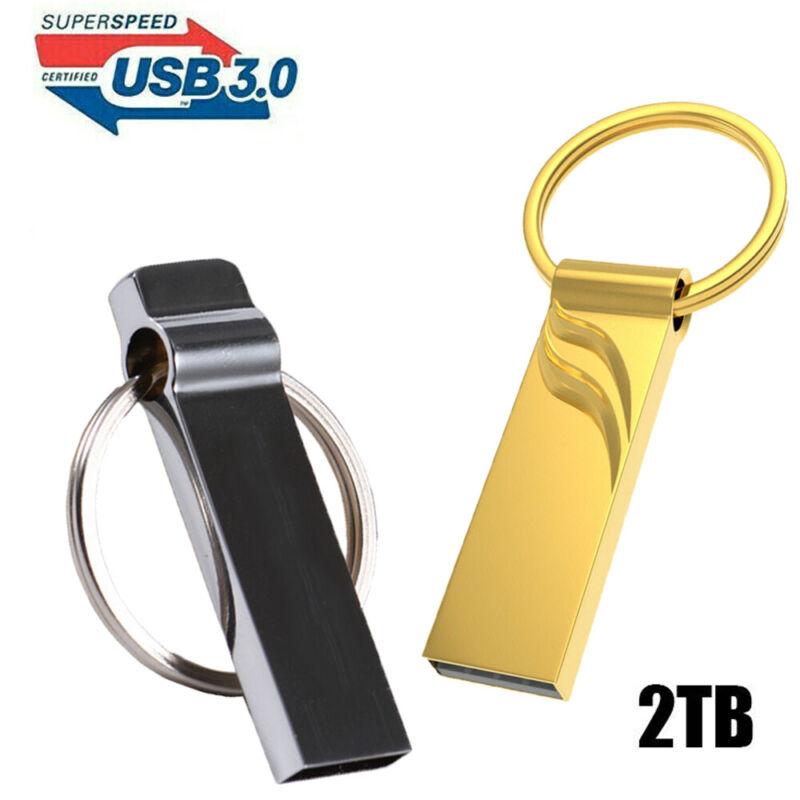 2TB Durable USB 3.0  Flash Drives Memory Stick Pen U Disk Ke