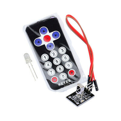 Keyes Infrared Ir Wireless Remote Control Module Kits For Arduino Robot Car
