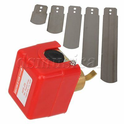 Male Thread Connecting Water Flow Paddle Control Switch 1 250v Ac 15a Spdt