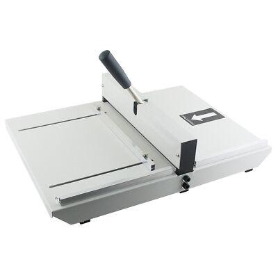 New Manual Creasing Machine 14inch Scoring Paper Creasing Machine Scorer Creaser