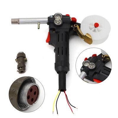 Mig Welding Spool Gun Push Pull Feeder Aluminum Welding Torch Hot Sale
