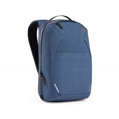 """STM Myth Pack 18L Backpack Bag with Protection for 15"""" Laptop - Slate Blue"""