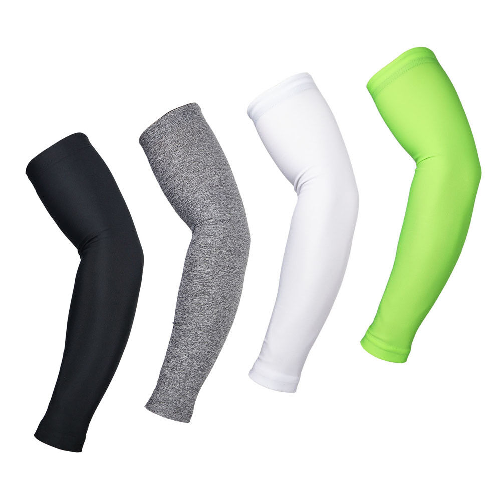f00d54da70 Compression Bike Basketball Cycling Sleeves Mps Arms Support Sleeve Uv Golf  S