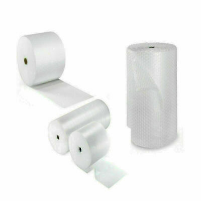 Cushioning Quality Small Bubble Wrap - 500mm x 20 Meter Long Roll + Free Postage