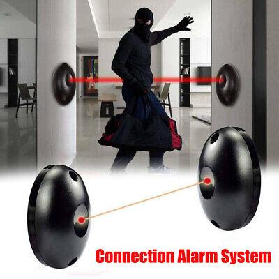 Alarm Detector Infrared Beam Sensor Barrier For Gates, Doors, Windows Protection