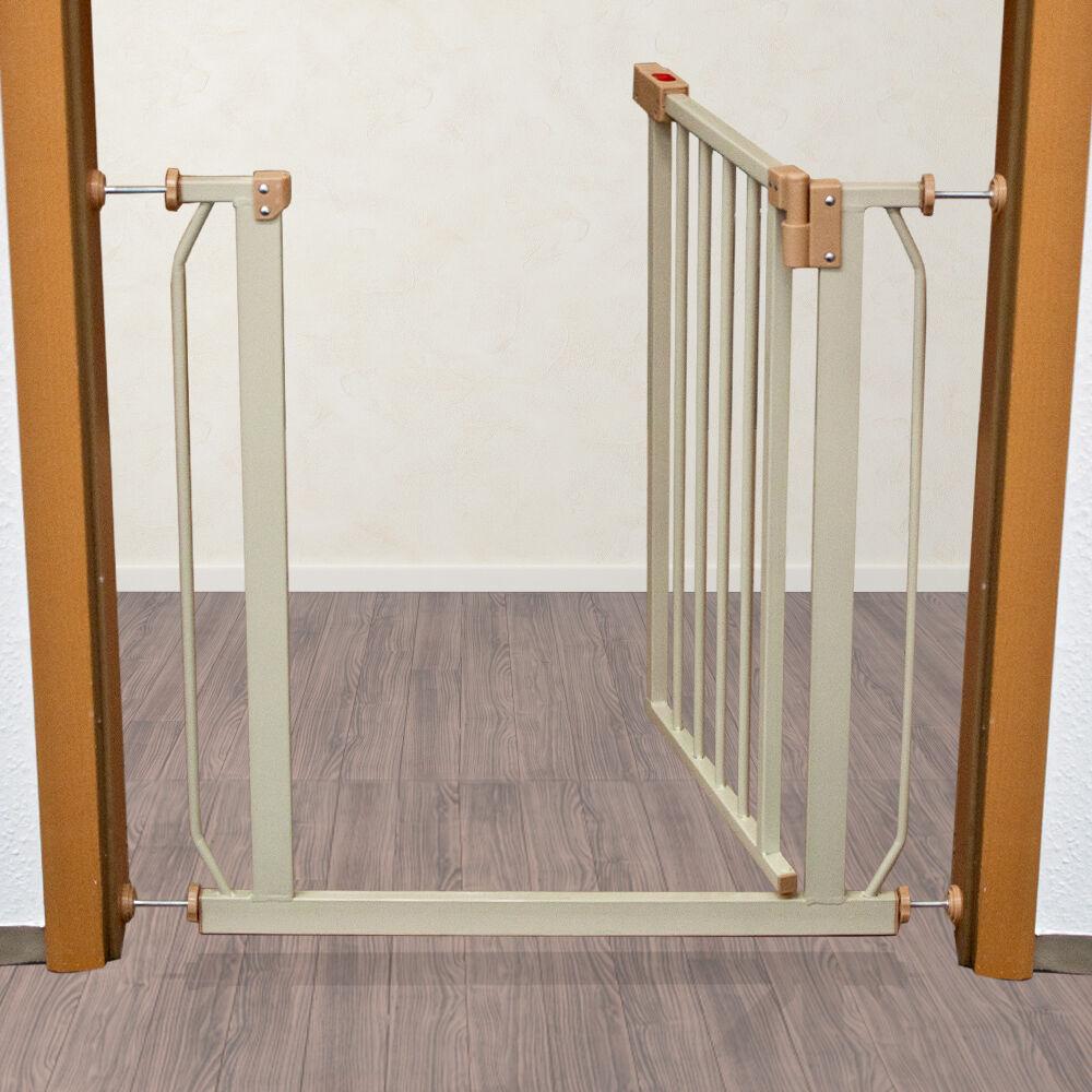 barri re de s curit pour b b enfant escaliers barri re de protection chien eur 43 90. Black Bedroom Furniture Sets. Home Design Ideas