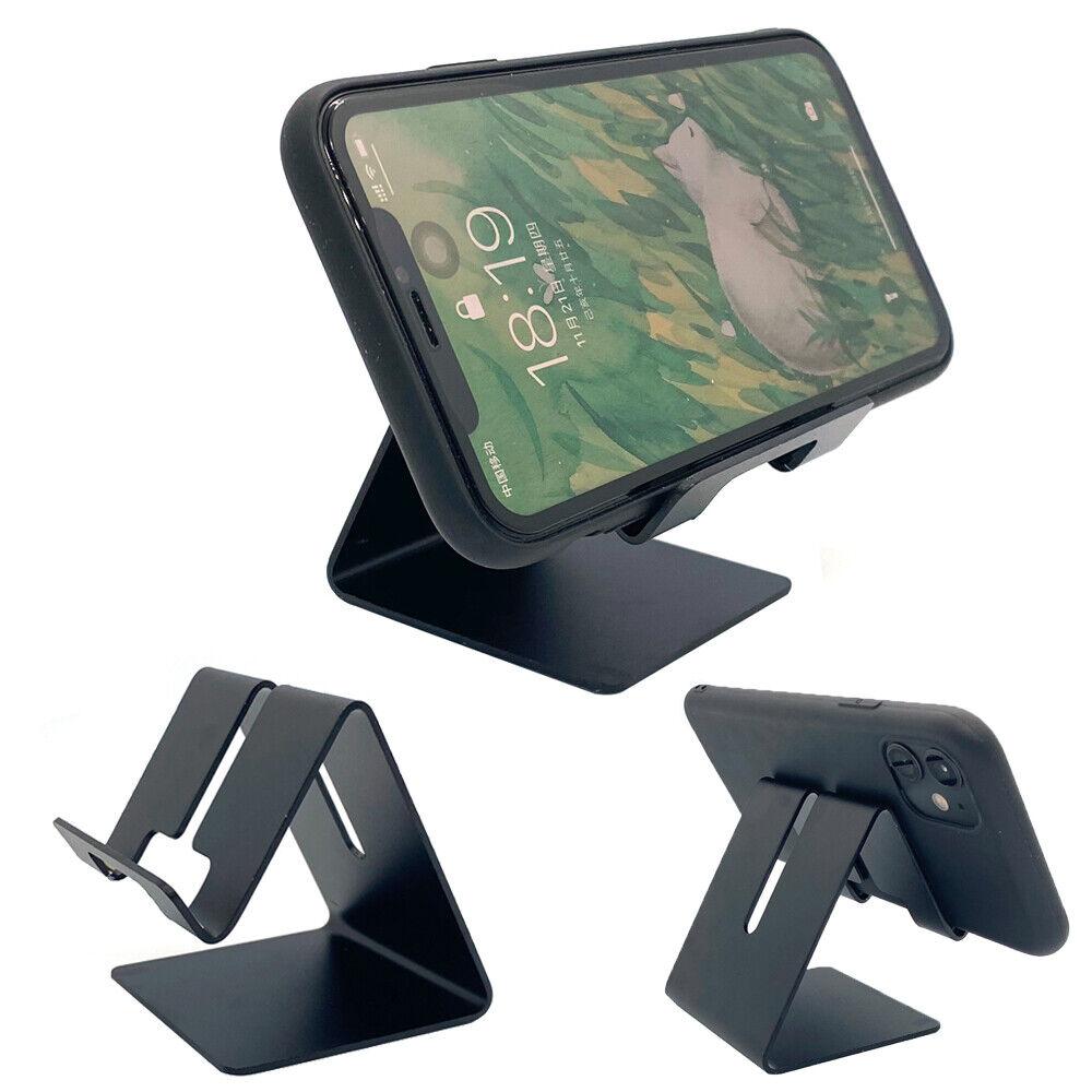 Universal Cell Phone Tablet Desktop Stand Desk Holder Mount