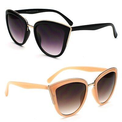 New Women's Classic Cat Eye Designer Fashion Shades Sunglasses