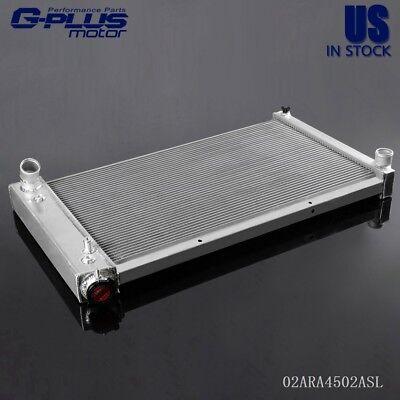 For CHEVY C/K SERIES C10 C20 K10 K20 PICKUP 67-72 Full Aluminum Radiator
