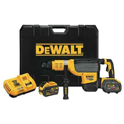 Dewalt Dch773y2 60v Flexvolt 2 Inch Sds-max Combination Hammer Kit