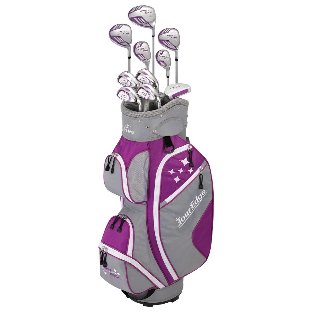 Tour Edge Lady Edge Full Golf Package Set