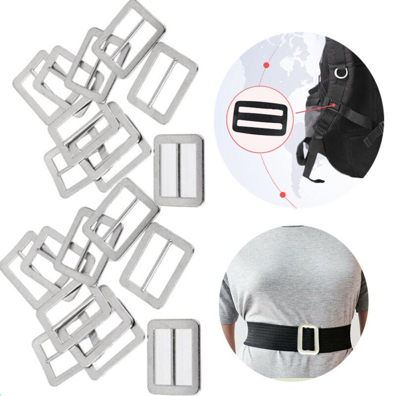 Sewing Tool Webbing Slider Adjust Buckles Backpack Straps Tr