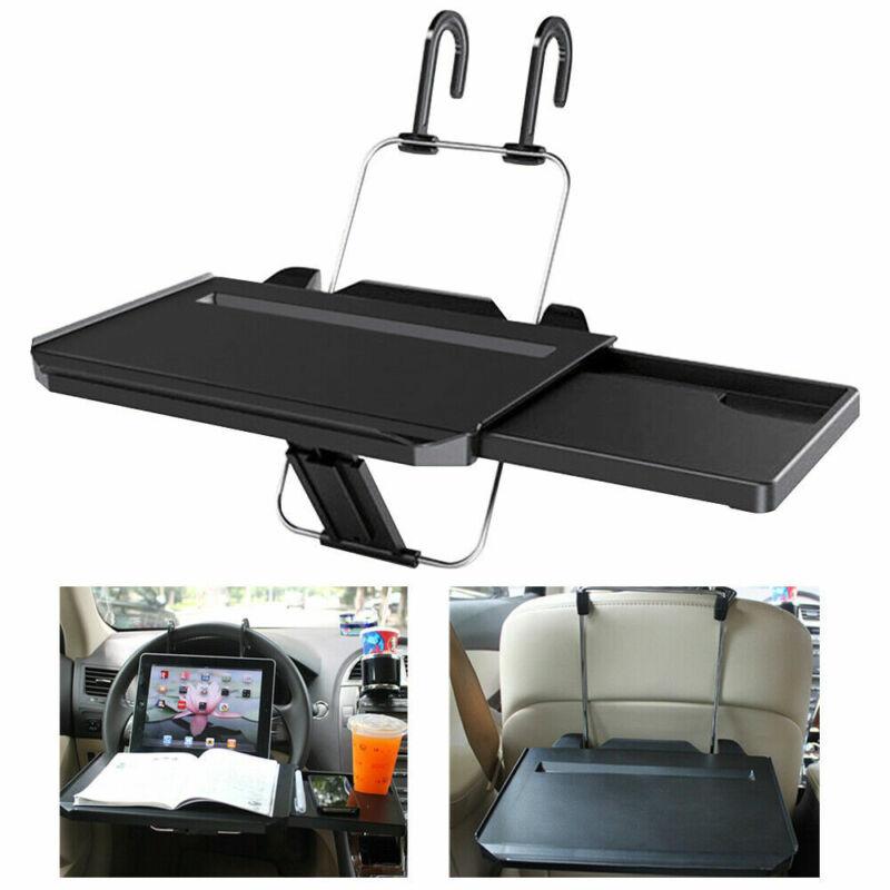 Portable Laptop Steering Wheel Desk Car Mount Holder Eating Tray Stand Foldable