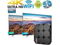 A95X R2 2G/16G Android 7.1 Smart TV BOX S905W Quad Core 4K WiFi UHD Media Player