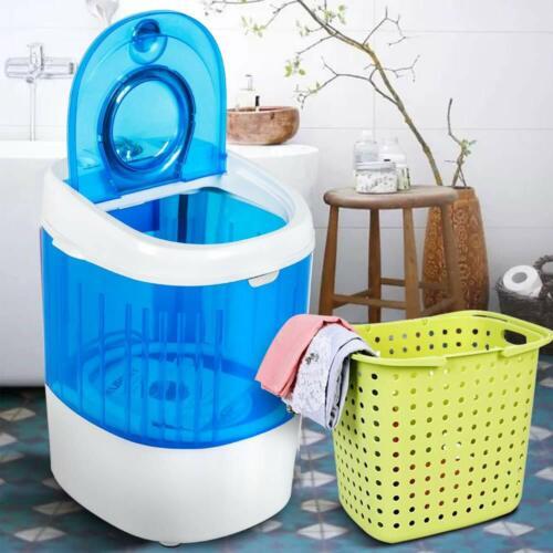Mini Washing Machine Portable Compact Washer Semi-Automatic