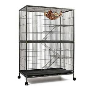 AUS FREE DEL-3 Level Pet Cat Ferret Hamster Rat Bird Cage Aviary Sydney City Inner Sydney Preview