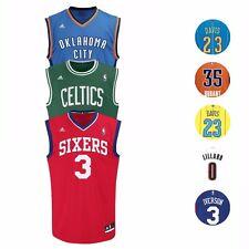 NBA Adidas Official Team Players Replica Jersey Collection - Men's