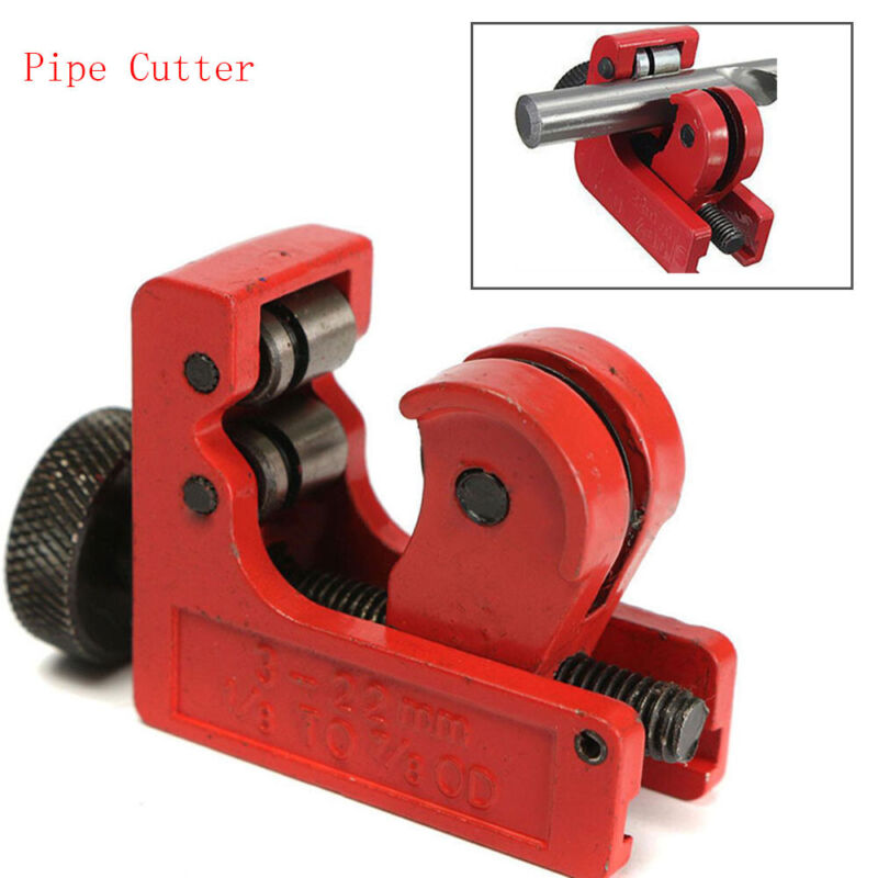 Pipe /& Tube Cutter 2 Spare Wheels Replacement for Copper PVC Aluminum Brass