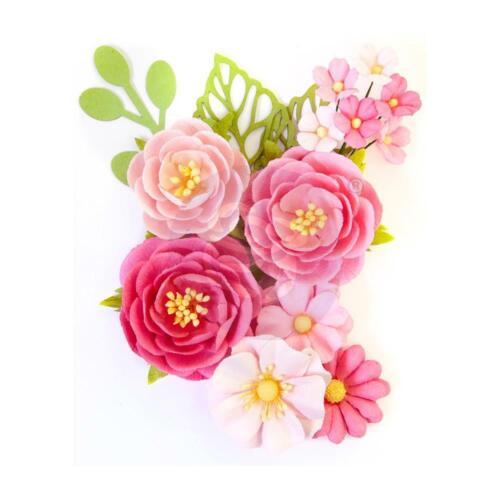 Prima Flowers - Surfboard - Betty 647209 - Pink Flowers