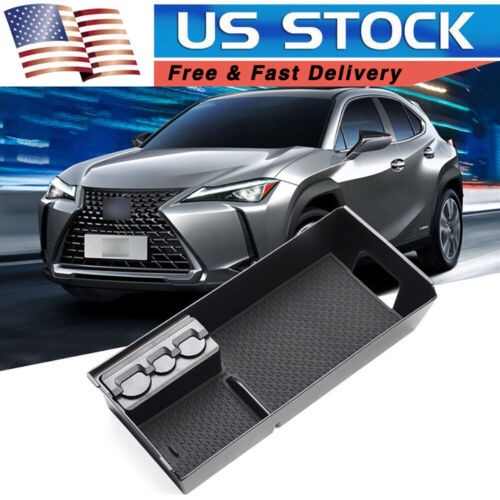 For Lexus IS200t 250 300 350 2014-2017 XE30 Organizer Box Armrest Storage Center