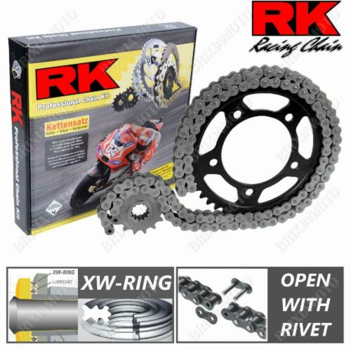 JT 520 O-Ring Chain 17-42 Sprocket Kit for Suzuki GSXR1000 2001-2006