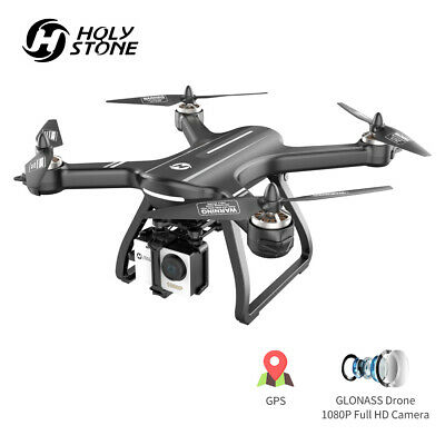 Holy Stone HS700 Brushless RC Drone with 5G WiFi 1080p Camera GPS FPV Quadcopter
