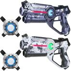 Light Battle Active Camo Set + 2 Lasergame Vesten - 2 Pack