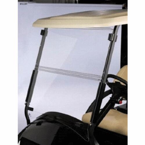 Columbia Par Car (1996-Up) Tinted Fold Down Golf Cart Windshield - US Made