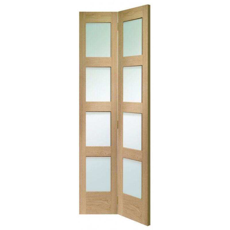 Wooden Bi Fold Door Ebay