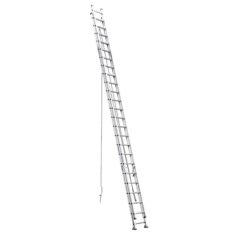 Extension Ladder,Aluminum,48 ft.,IA D548-2