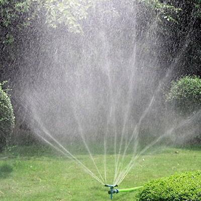 Garden Sprinkler 360° Rotating Adjustable Lawn Yard Gardening Watering System