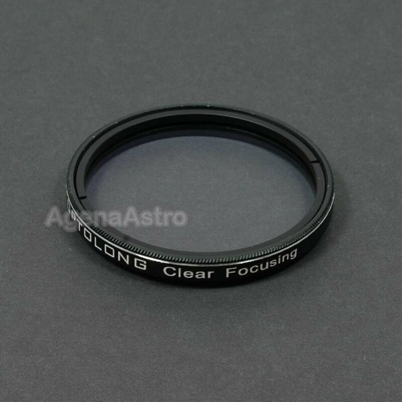 """Optolong Clear Focusing Imaging Filter for Astrophotography - 2"""""""