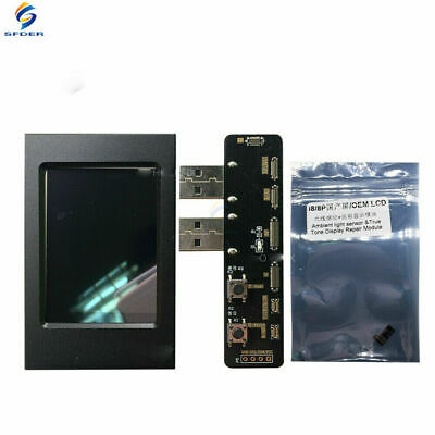 Lcd Screen Asl Eeprom Photosensitive Data Programmer For Iphone 8 8p X Xs Max Xr