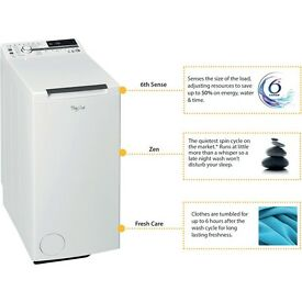 For Sale Brand New Whirlpool TDLR 70230 ZEN Top-Loading Washing £489