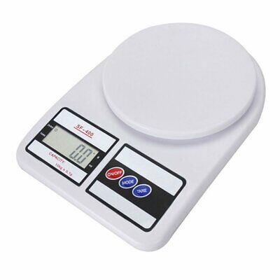 Lcd Digital Weigh Packaging Shipping Postal Kitchen Food Scale 10kg0.5g 22lb