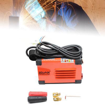 Handheld Mini Mma Electric Welder 220v 20-160a Inverter Arc Welding Machine Tool