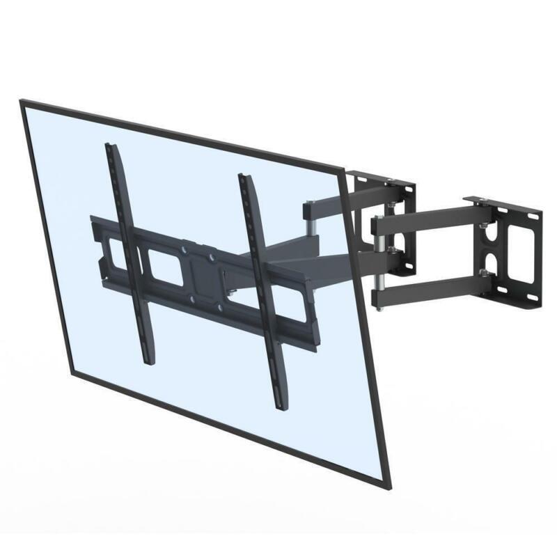 Full Motion TV Wall Mount Corner 32 36 37 40 43 46 47 50 52 55 60 65 70 LED LCD