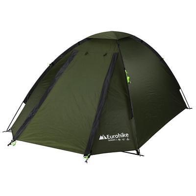 Eurohike Tamar 2 Man Tente Équipement de camping Équipement de tente Vert