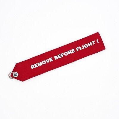 "remove before flight streamer 24"""