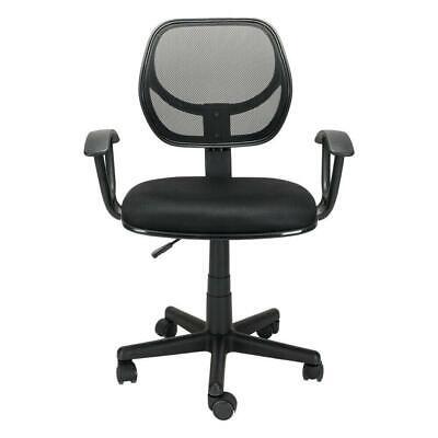 Adjustable Swivel Executive Ergonomic Task Computer Mesh Office Chair Mid Back