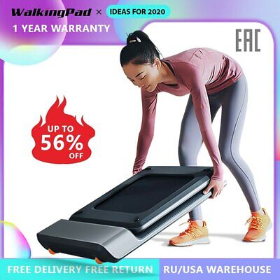 Smart Folding Walking Pad Non-slip Sports Treadmill Walking Machine Home Use comprar usado  Enviando para Brazil