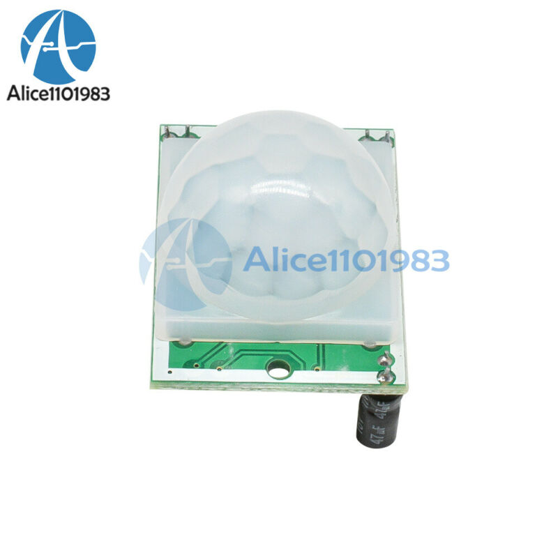 5PCS  IR Pyroelectric Infrared IR PIR Motion Sensor Detector Module HC-SR501